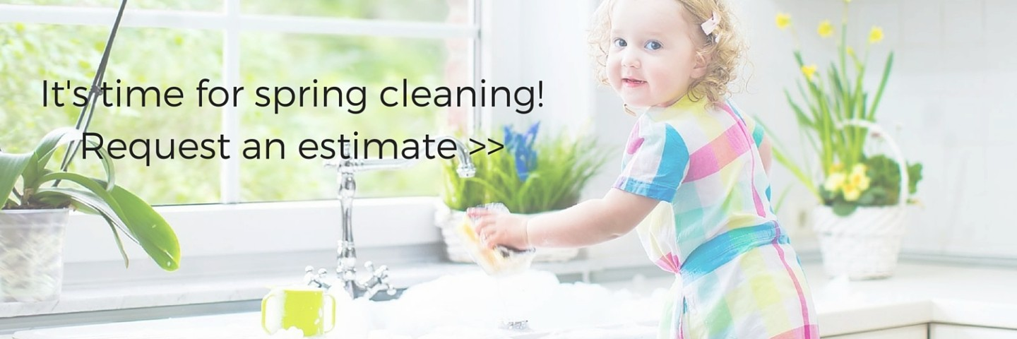 Get Estimate for Spring Cleaning