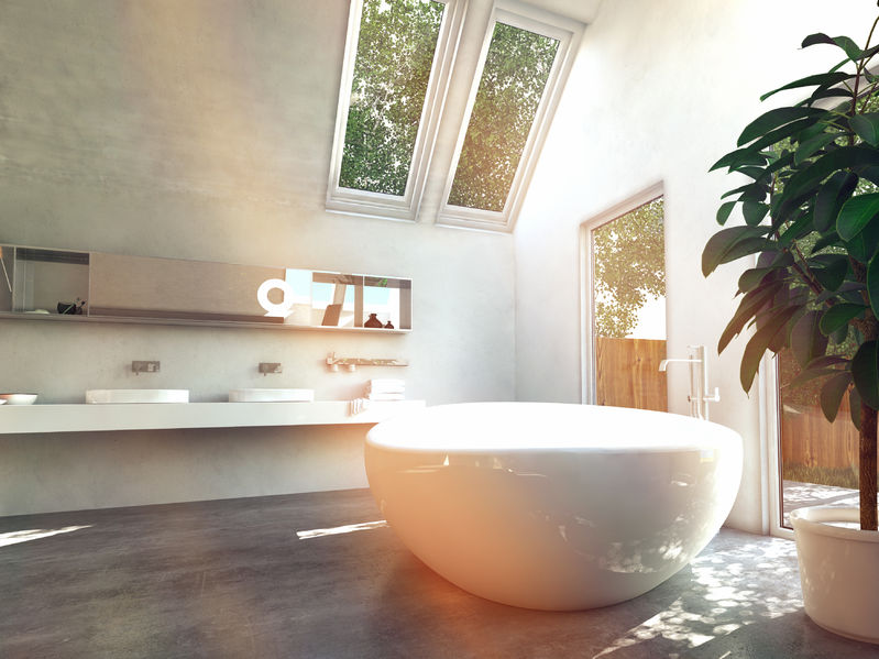 Bathroom Skylights