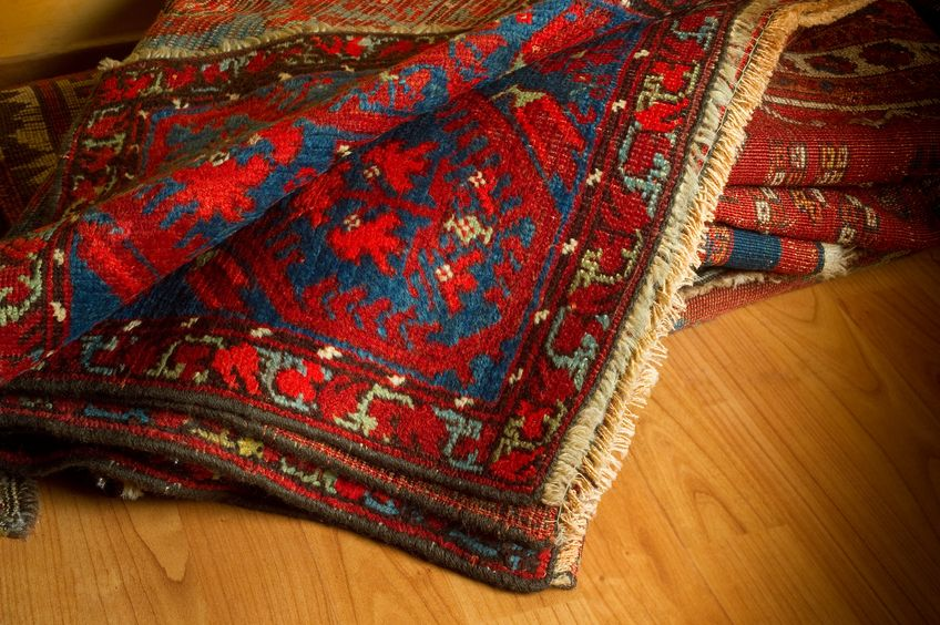 how to care for rugs