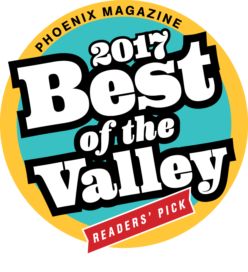 Best of Valley 2017 Readers Pick