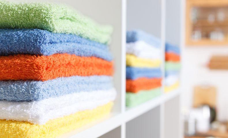 Organize Linen Cabinet