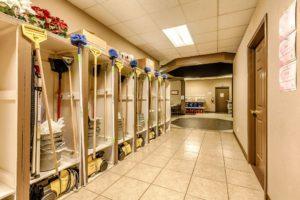 maids equipment